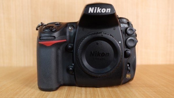 (USED YL LOW YAT)-Nikon D700 Camera Body,90% Condition Like New,S/N:2387568