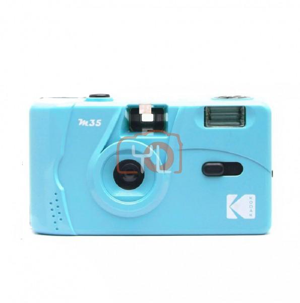 Kodak M35 Film Camera - Blue