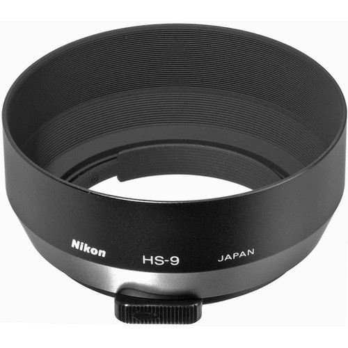 Nikon HS-9 Lens Hood (52mm Snap-On) for 50mm F1.4
