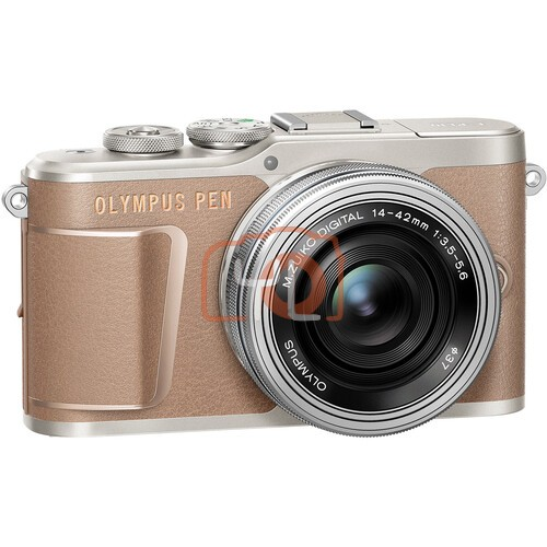 Olympus E-PL10 + M.Zuiko Digital ED 14-42mm f/3.5-5.6 EZ (Brown)