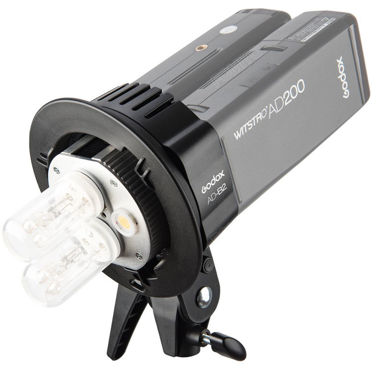 Godox AD-B2 Dual Power Flash Bracket for AD200