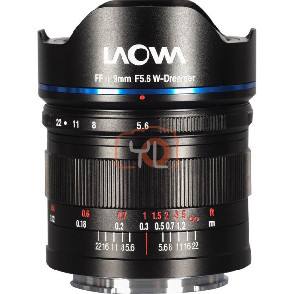 Laowa 9mm F5.6 FF RL (Sony E-Mount)