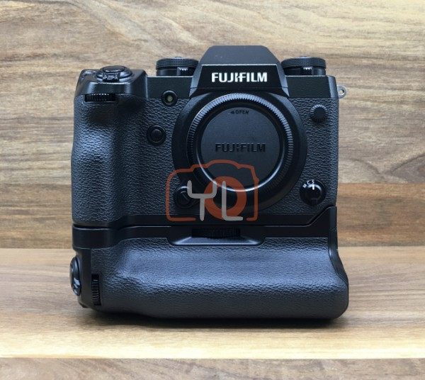 [USED @ YL LOW YAT]-Fujifilm X-H1 Battery Grip Kit [ shutter count 36 ],90% Condition Like New,S/N:82M51854