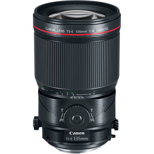 Canon TS-E 135mm F4 L Macro Tilt-Shift