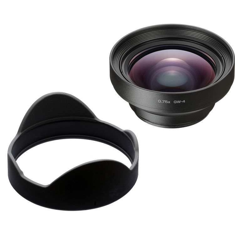 (Pre-Order) RICOH GW-4 Wide Angle Conversion