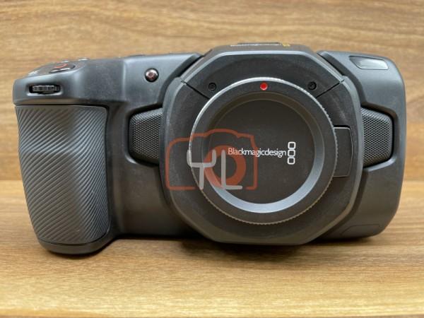 [USED @ YL LOW YAT]-Blackmagic Design Pocket Cinema Camera 4K,90% Condition Like New,S/N:5443147