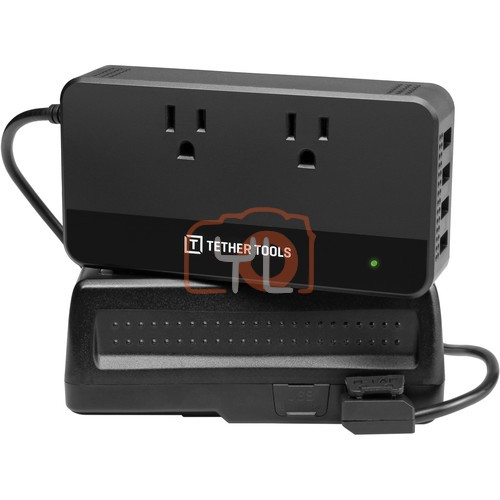 Tether Tools ONsite D-Tap to AC Power Supply (110V)
