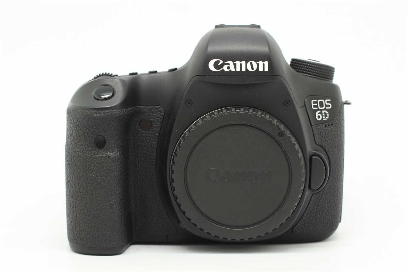 [USED-PUDU] CANON EOS 6D CAMERA BODY 90%LIKE NEW CONDITION  SN:271021000650