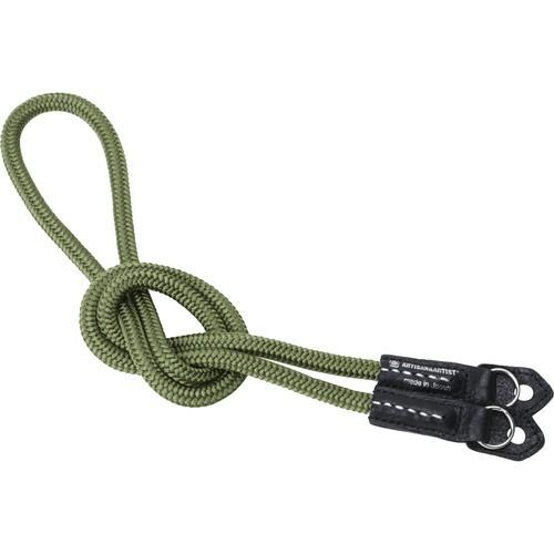 Artisan & Artist ACAM-301N Silk Cord Strap (Kahki)