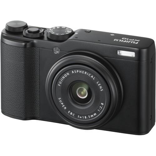 Fujifilm XF 10 Digital Camera (Black) [Free 32GB SD Card]