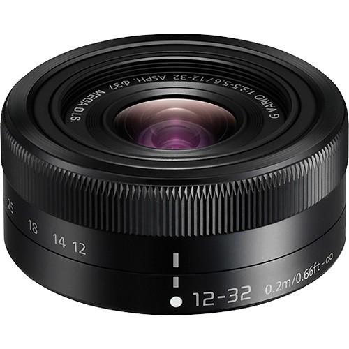Panasonic 12-32mm F3.5-5.6 LUMIX G Vario ASPH. (H-FS12032E)