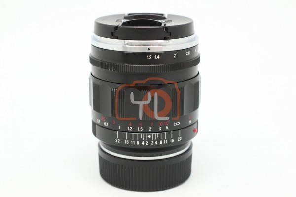 [USED-PUDU] Voigtlander 35mm F1.2 Nokton Aspherical Lens (For Leica M-Mount) 90%LIKE NEW CONDITION SN:08732254