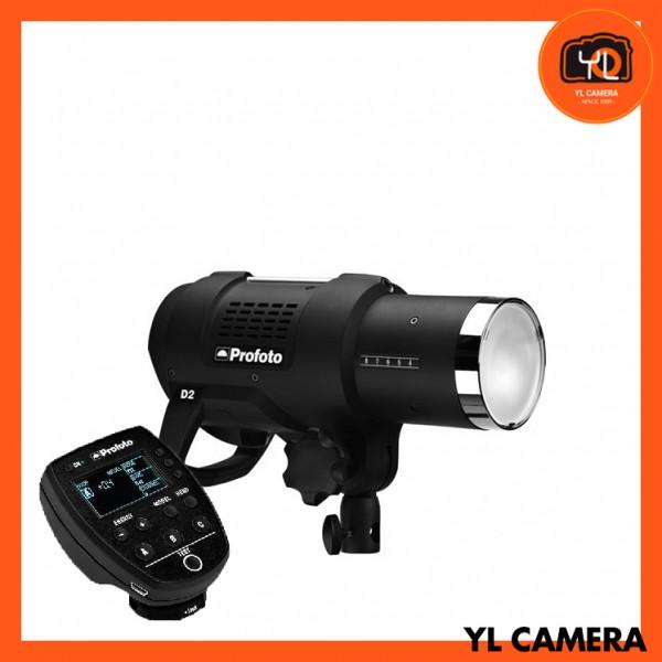 (FlashPWP) Profoto D2 1000 Air TTL Monolight - PWP Package A