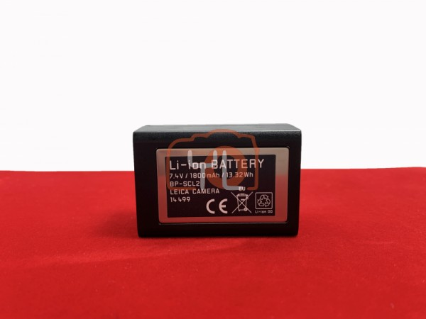 [USED-PJ33] Leica BP-SCL4 Battery, 90% Like New Condition