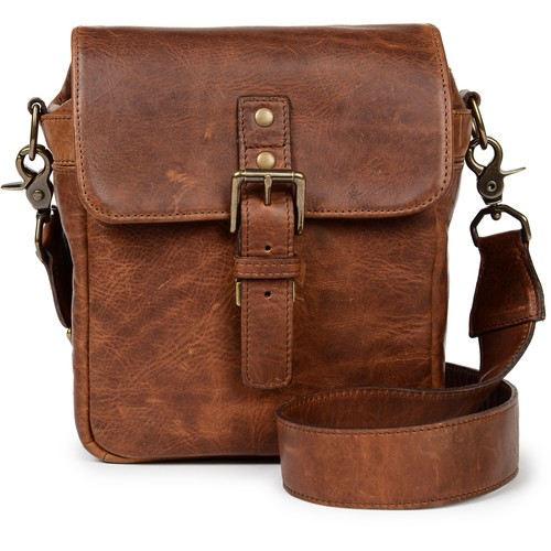 ONA Bond Street Leather Camera Bag (Antique Cognac)