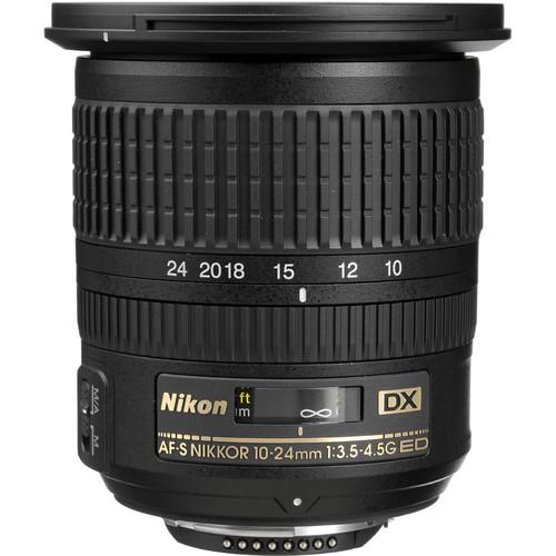 Nikon DX 10-24mm F3.5-4.5G AF-S