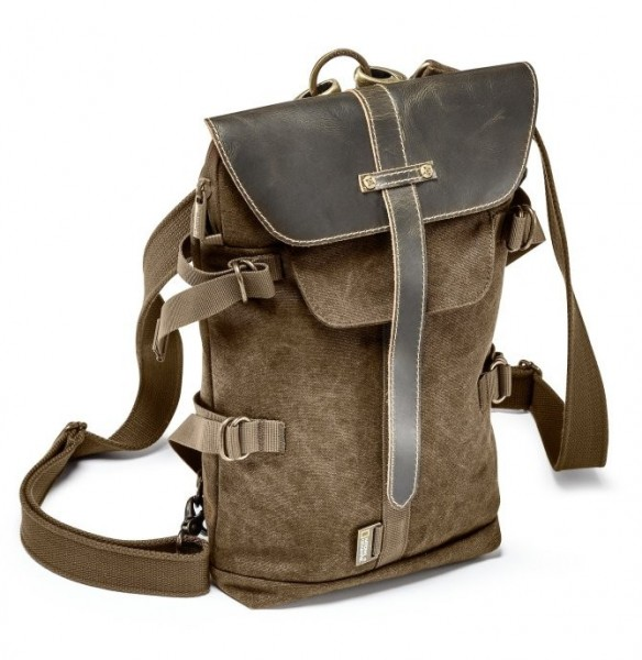 National Geographic Africa Camera Sling/Backpack for CSC (Brown)
