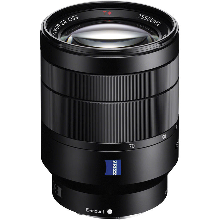 (MEGA DEAL) Sony FE 24-70mm F4 ZA OSS (SEL2470Z)