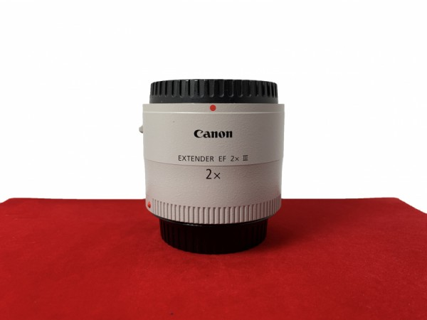 [USED-PJ33] Canon 2X Extender III EF , 95% Like New Condition (S/N:1270002477)