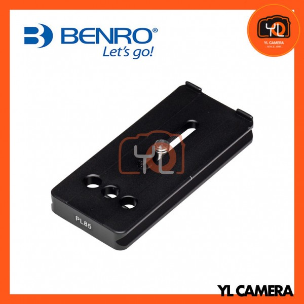 Benro PL85 Long Lens Quick Release Plate