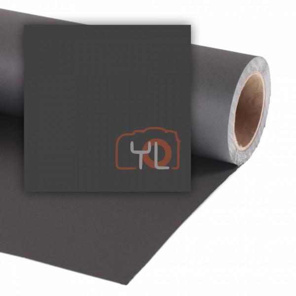 Colorama Paper Background 2.72 x 11m Black