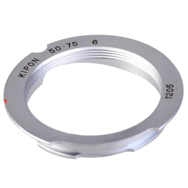 Kipon Leica M39 Lens to Leica M Camera lens Adapter (50-75mm 6-bit)