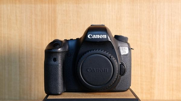 (USED @ YL LOW YAT)-CANON EOS 6D CAMERA BODY [ shutter count 59k ],90% Like New Condition,S/N:151028000934