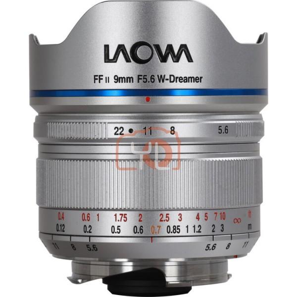 Laowa 9mm F5.6 FF RL - Silver (Leica M)
