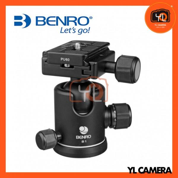 Benro B1 Double Action Ballhead