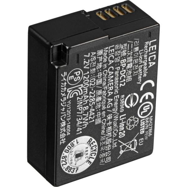Leica BP-DC12 Battery for Leica Digital Camera (19500)