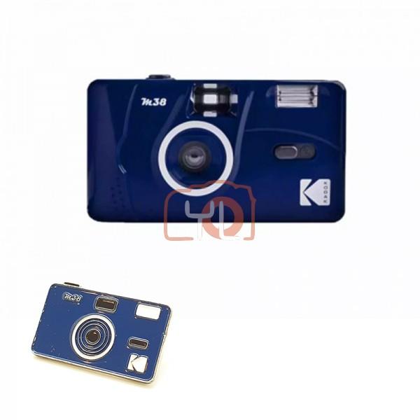 Kodak M38 Film Camera - Blue W/ Pin Tag