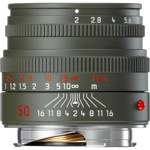 Leica 50mm F2 Summicron-M - SAFARI (11824)