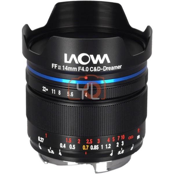 Laowa 14mm F4 FF RL Zero-D (Canon RF)