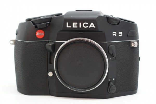 [USED-PUDU] Leica R9 body (BLACK) 95%LIKE NEW CONDITION SN:2927218