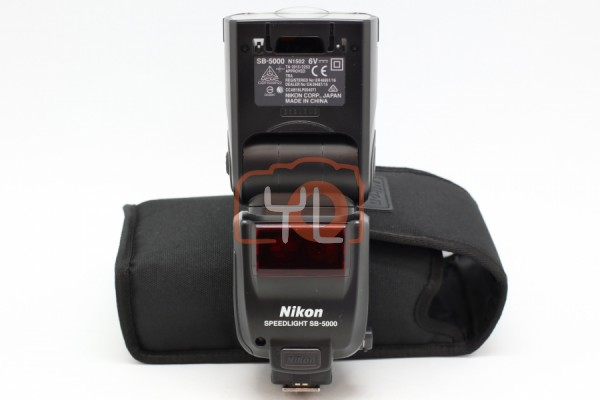 [USED-PUDU] Nikon SB-5000 Speedlight 90%LIKE NEW CONDITION SN:2056542