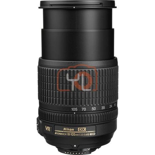 Nikon 18-105mm AF-S DX VR