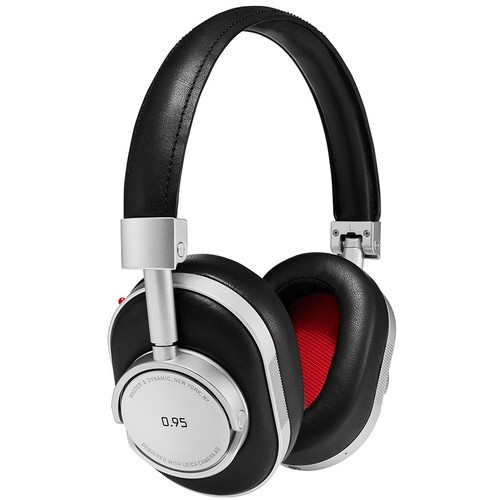 Master & Dynamic Model MW60-S Wireless Over-Ear Headphones - Silver (96728)