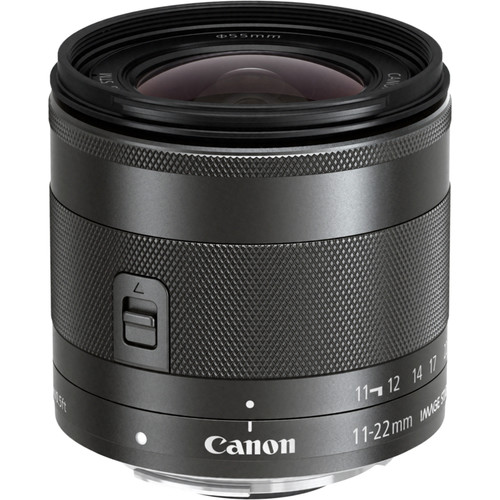 (PROMO) Canon EF-M 11-22mm F4-5.6 IS STM