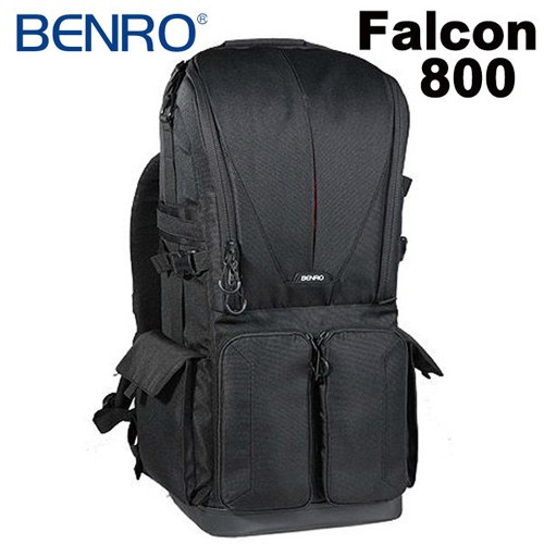 (SPECIAL DEAL) Benro Falcon 800 Backpack for Camera - Black