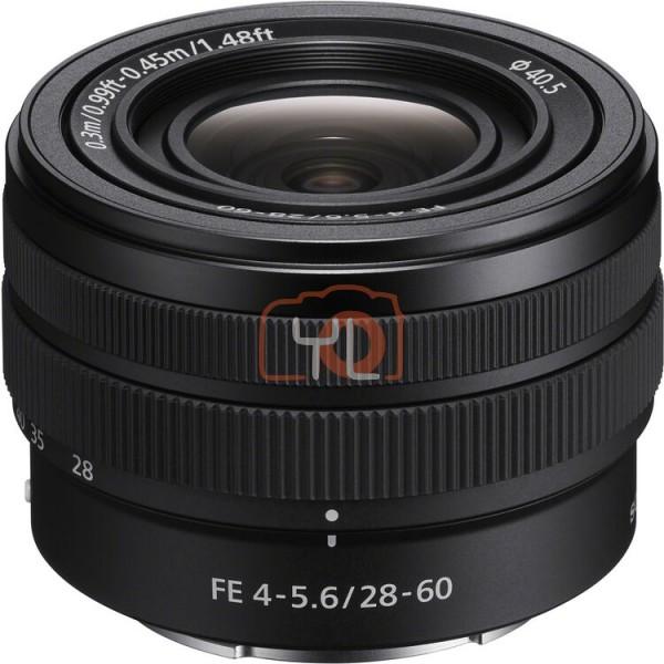 (NO BOX) Sony FE 28-60mm F4-5.6 (SEL2860) [S/N: 1831066]