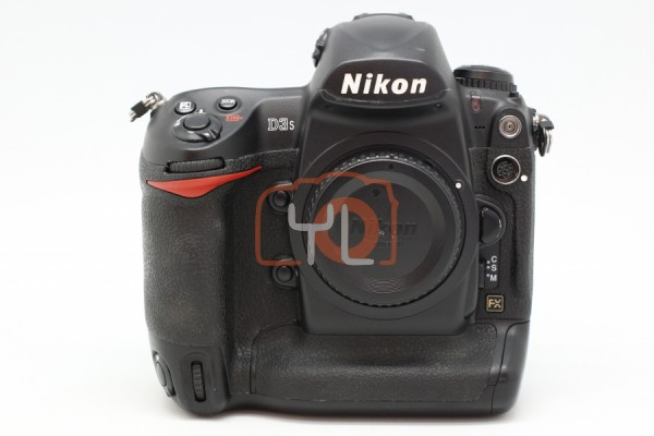 [USED-PUDU] Nikon D3S Body 80%LIKE NEW CONDITION SN:2058728
