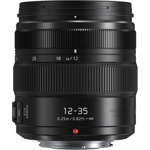 Panasonic 12-35mm F2.8 II LUMIX G X Vario ASPH. POWER OIS (H-HSA12035)