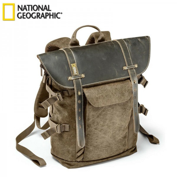 National Geographic NG A5280 Africa Small Backpack DSLR Camera Bag