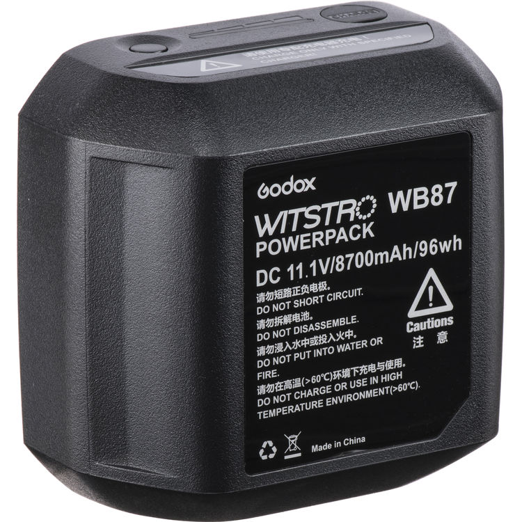 Godox WB97 Battery for AD600-Series Flash Heads