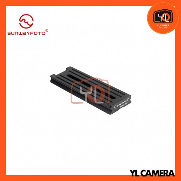 SunwayFoto DPG-120D Universal Double Dovetail Quick-Release Plate