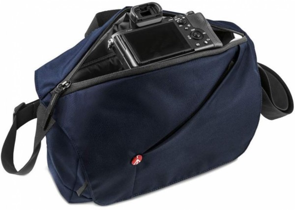 Manfrotto Lifestyle NX CSC Messenger Blue