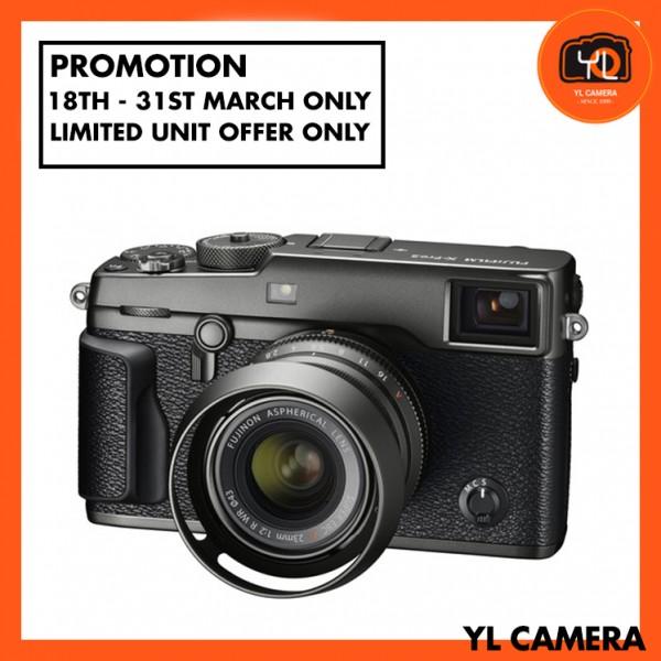 (Promotion) Fujifilm X-Pro 2 (Graphite Silver) + XF 23mm f/2 R WR (Graphite Silver) [Free 32GB SD Card]