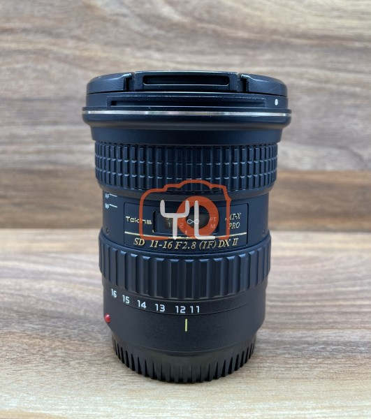 [USED @ YL LOW YAT]-Tokina 11-16mm F2.8 DX II AT-X PRO Lens For Canon,90% Condition Like New,S/N:8735193