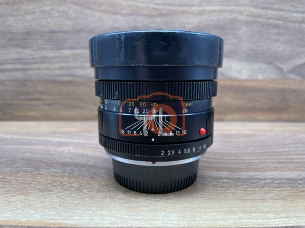 [USED @ YL LOW YAT]-Leica 90mm F2 SUMMICRON-R Lens,90% Condition Like New,S/N:2873128