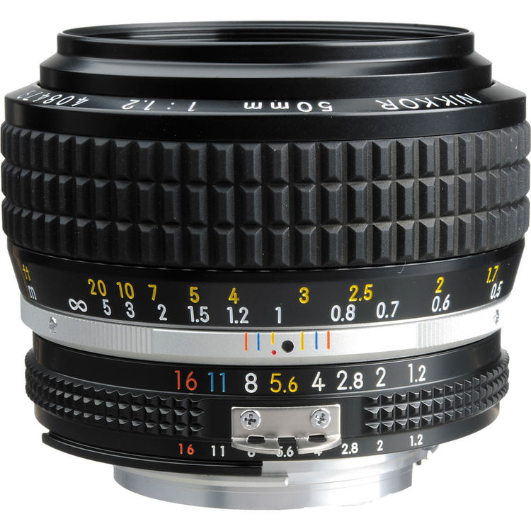 Nikon 50mm F1.2 NIKKOR